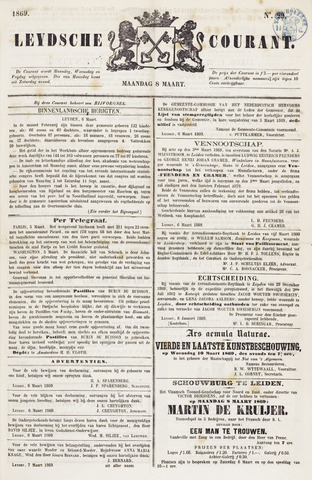 Leydse Courant 1869-03-08