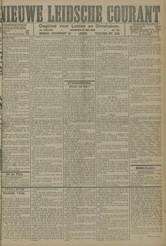 Nieuwe Leidsche Courant 1921-05-17