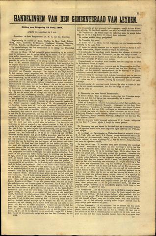 Handelingen van de Raad 1868-06-23