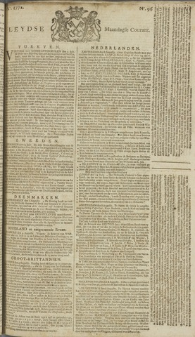 Leydse Courant 1772-08-10