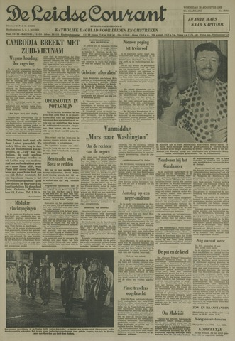 Leidse Courant 1963-08-28