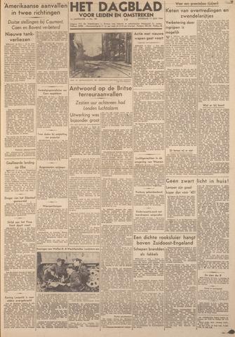 Dagblad voor Leiden en Omstreken 1944-06-17