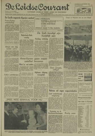 Leidse Courant 1959-11-23