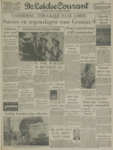 Leidse Courant 1966-06-06