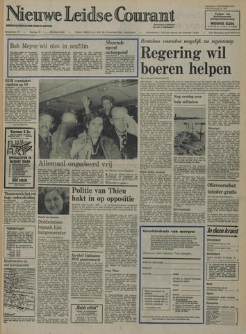 Nieuwe Leidsche Courant 1974-11-01