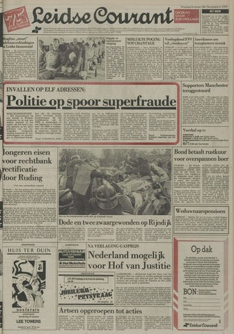 Leidse Courant 1984-10-24