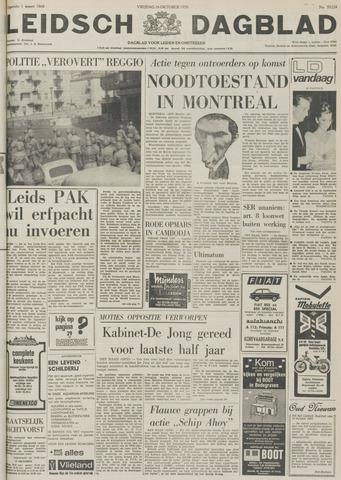 Leidsch Dagblad 1970-10-16