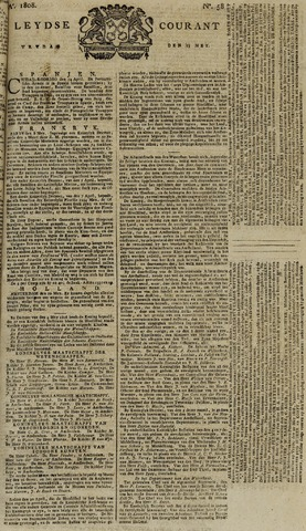 Leydse Courant 1808-05-13
