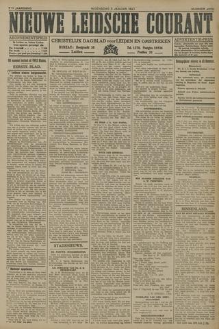 Nieuwe Leidsche Courant 1927-01-05