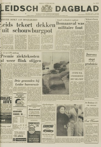 Leidsch Dagblad 1970-02-13
