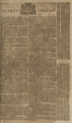 Leydse Courant 1754-09-30