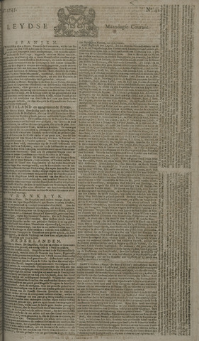 Leydse Courant 1745-04-05