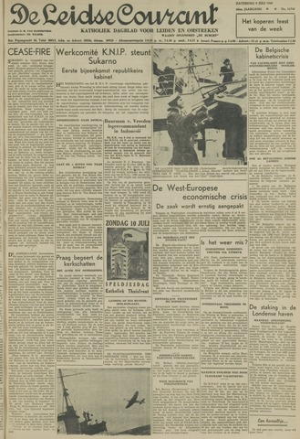 Leidse Courant 1949-07-09