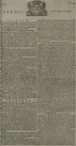 Leydse Courant 1729-11-23