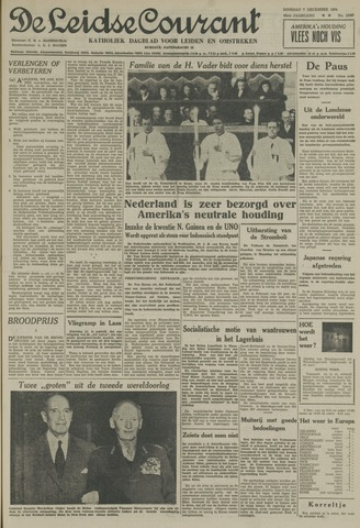 Leidse Courant 1954-12-07