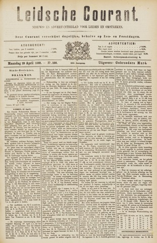Leydse Courant 1889-04-29