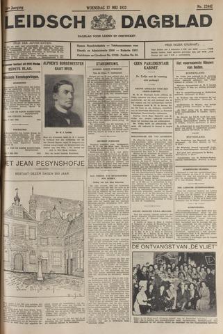 Leidsch Dagblad 1933-05-17