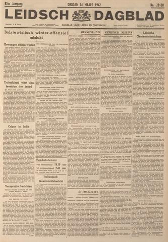 Leidsch Dagblad 1942-03-24
