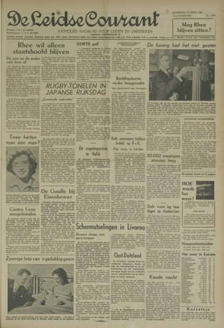Leidse Courant 1960-04-23