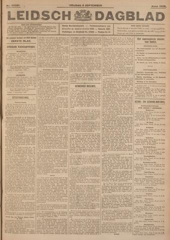 Leidsch Dagblad 1926-09-03