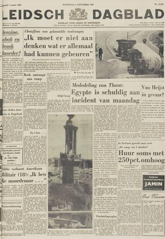 Leidsch Dagblad 1967-09-06