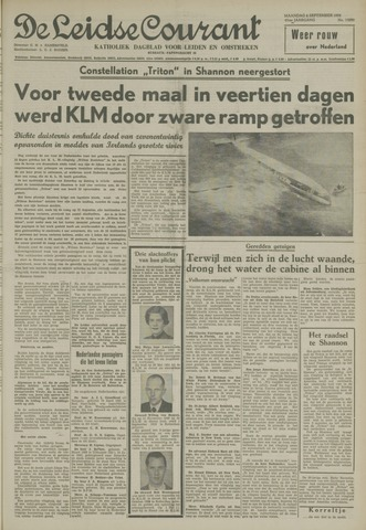 Leidse Courant 1954-09-06