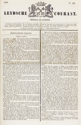 Leydse Courant 1869-08-10