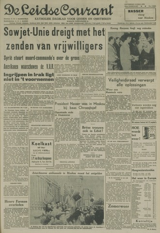 Leidse Courant 1958-07-19