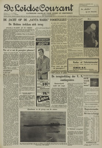 Leidse Courant 1961-01-27