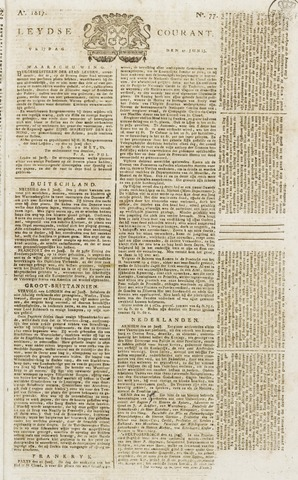 Leydse Courant 1817-06-27