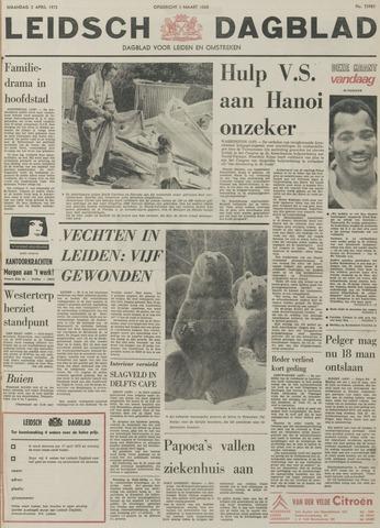 Leidsch Dagblad 1973-04-02
