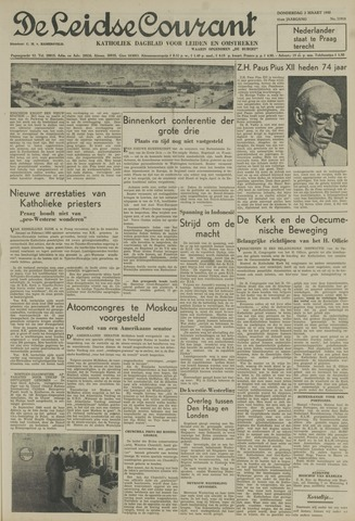 Leidse Courant 1950-03-02