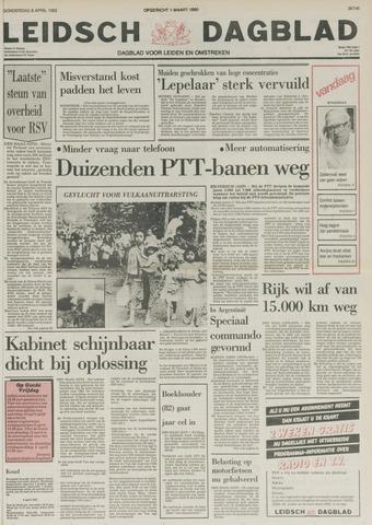 Leidsch Dagblad 1982-04-08
