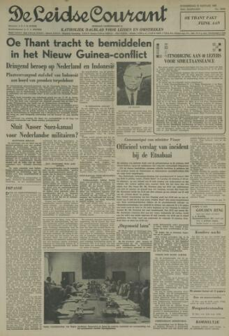 Leidse Courant 1962-01-18