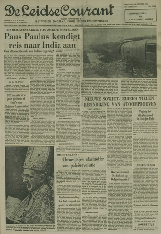Leidse Courant 1964-10-19