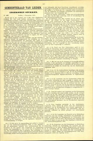 Handelingen van de Raad 1935-12-05