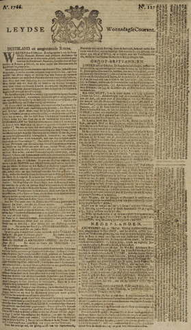 Leydse Courant 1766-10-22
