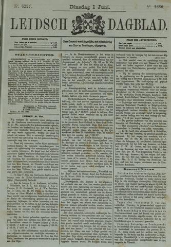 Leidsch Dagblad 1880-06-01