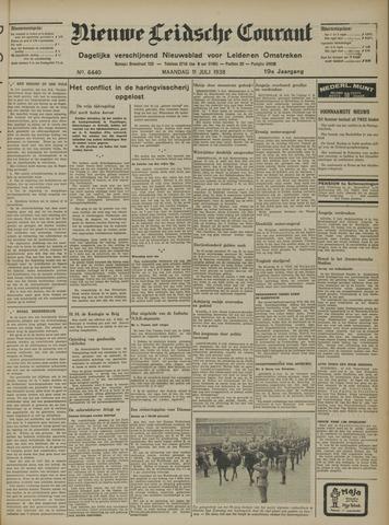 Nieuwe Leidsche Courant 1938-07-11