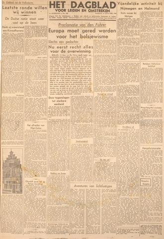 Dagblad voor Leiden en Omstreken 1944-11-14