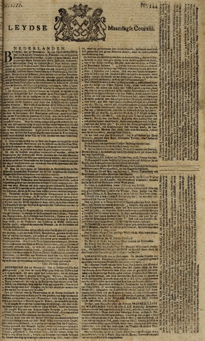 Leydse Courant 1777-12-01