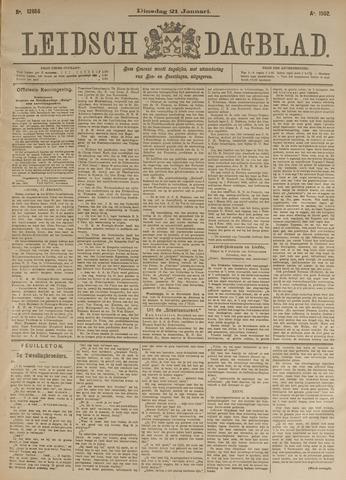 Leidsch Dagblad 1902-01-21