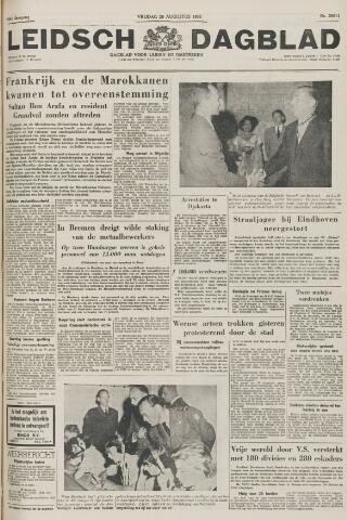 Leidsch Dagblad 1955-08-26