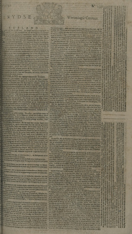 Leydse Courant 1744-11-18