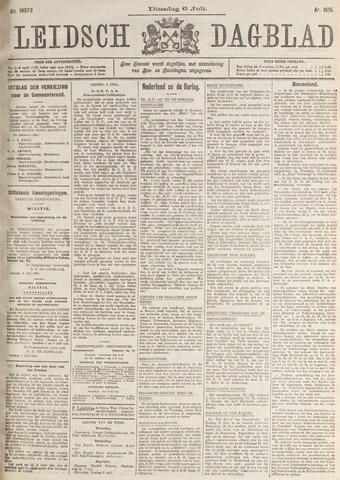 Leidsch Dagblad 1915-07-06