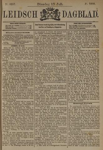 Leidsch Dagblad 1880-07-13