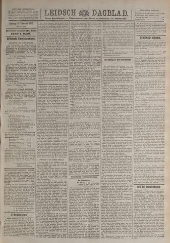Leidsch Dagblad 1920-02-17