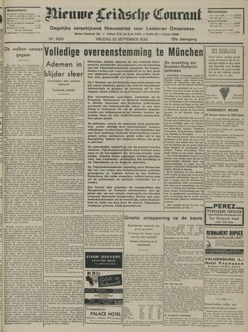 Nieuwe Leidsche Courant 1938-09-30