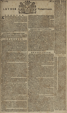 Leydse Courant 1765-01-25