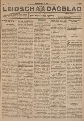 Leidsch Dagblad 1926-07-07